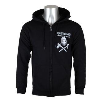 hoodie men's Iron Maiden - Eddie Axe White - ROCK OFF, ROCK OFF, Iron Maiden