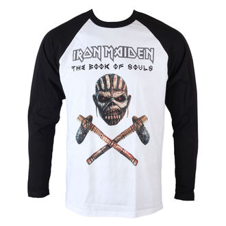 t-shirt metal men's Iron Maiden - Axe - ROCK OFF, ROCK OFF, Iron Maiden