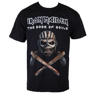t-shirt metal Iron Maiden - Axe - ROCK OFF, ROCK OFF, Iron Maiden
