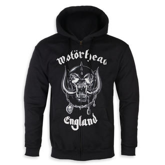 hoodie men's Motörhead - England - ROCK OFF - MHEADHOOD06MB