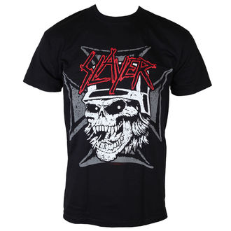 t-shirt metal men's Slayer - Graphic Skull - ROCK OFF - SLAYTEE33MB