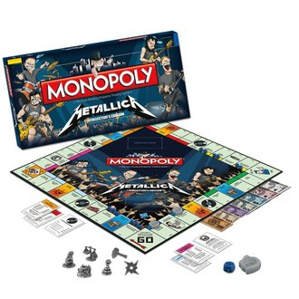 game Metallica - Rock Band Monopoly, Metallica