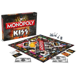 game KISS - Rock Band Monopoly, NNM, Kiss