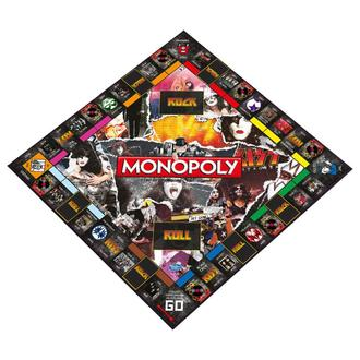 game KISS - Rock Band Monopoly, Kiss