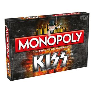 game KISS - Rock Band Monopoly