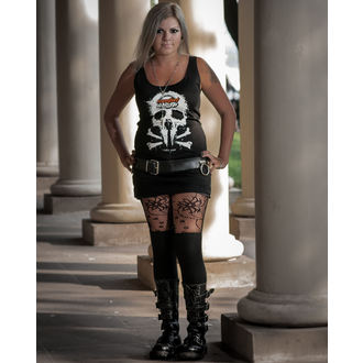 top women Metalshop - Black, METALSHOP