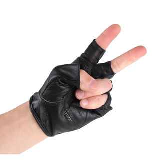 gloves leather OSX - DEMON - AC08