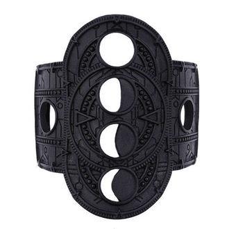 bracelet Restyle - Hollow Moon Black, RESTYLE