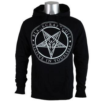 hoodie men's - Believe In Yourself - BLACK CRAFT - HS006BF