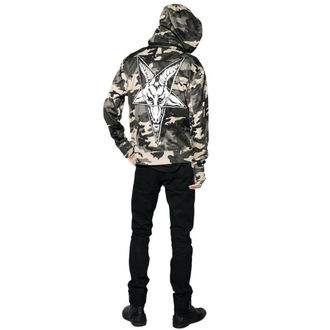 spring/fall jacket men's - Baphomet Camo - BLACK CRAFT, BLACK CRAFT