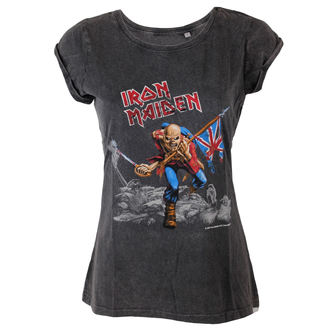 t-shirt metal women's Iron Maiden - - ROCK OFF, ROCK OFF, Iron Maiden