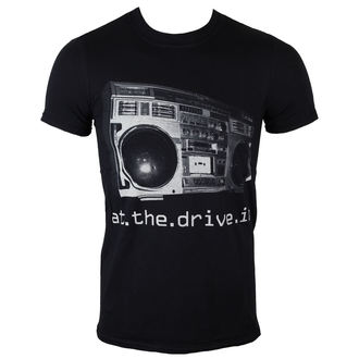 t-shirt metal men's At The Drive-In - Boombox - ROCK OFF - ATDITS01MB