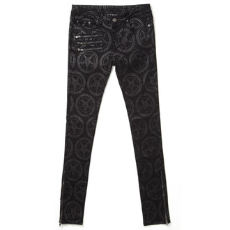 pants women KILLSTAR - Baphomet - KIL287