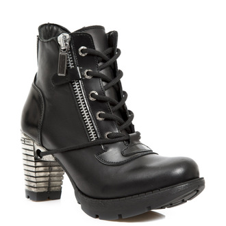 high heels women's - Itali Negro - NEW ROCK, NEW ROCK