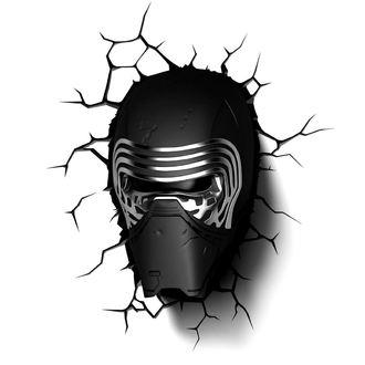 decoration Star Wars - Episode VII 3D LED Light Hernia Ren - 3DL0345