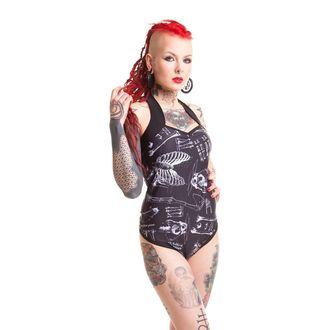 swimsuits women VIXXSIN - Anatomy - Black - POI103