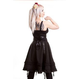 skirt women's VIXXSIN - Stray Cat - Black, VIXXSIN