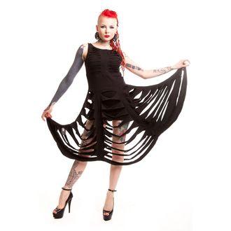 dress women HEARTLESS - Deadly - Black - POI114
