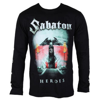 t-shirt men with long sleeve Sabaton - Heroes Poland - Carton, CARTON, Sabaton