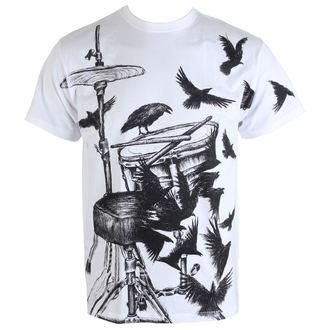 t-shirt men's - Drums & Crows - ALISTAR