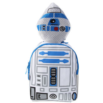backpack STAR WARS - R2-D2