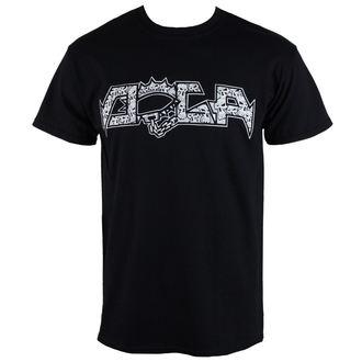 t-shirt metal men's Doga - Black - - D018