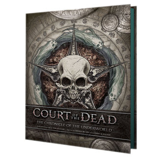book Court of the Dead Book The Chronicle of the Underworld