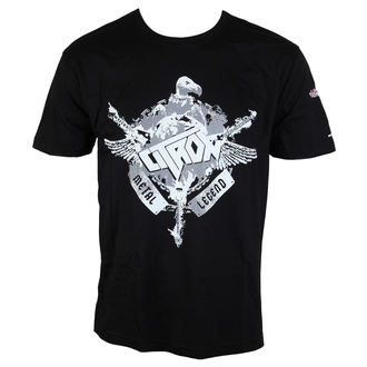 t-shirt metal men's Citron - SUP -, Citron