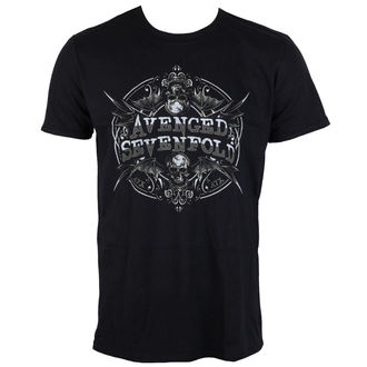 t-shirt metal men's Avenged Sevenfold - Reflections - ROCK OFF, ROCK OFF, Avenged Sevenfold