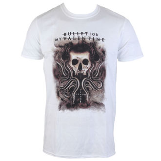 t-shirt metal men's Bullet For my Valentine - Snakes & Skull - ROCK OFF, ROCK OFF, Bullet For my Valentine