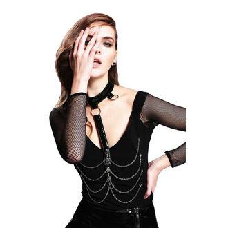 t-shirt gothic and punk women's - Gothic Zetta - DEVIL FASHION, DEVIL FASHION
