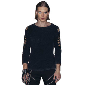 t-shirt gothic and punk men's - Gothic Rune - DEVIL FASHION, DEVIL FASHION