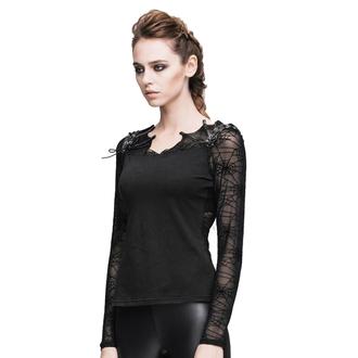 t-shirt gothic and punk women's - Gothic Dusk - DEVIL FASHION, DEVIL FASHION