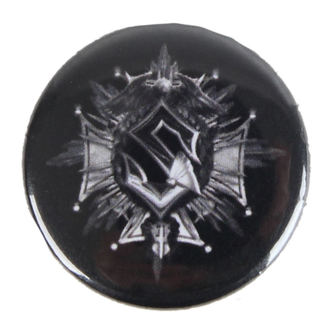 badge Sabaton - Heroes On Tour, NUCLEAR BLAST, Sabaton