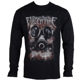 t-shirt metal men's Bullet For my Valentine - Temper Temper Gas Mask - ROCK OFF, ROCK OFF, Bullet For my Valentine