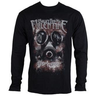 t-shirt metal men's Bullet For my Valentine - Temper Temper Gas Mask - ROCK OFF, ROCK OFF, Bullet For my Valentine