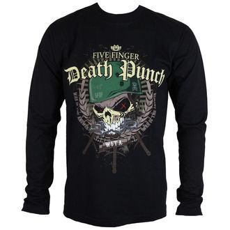 t-shirt metal men's Five Finger Death Punch - Warhead - ROCK OFF, ROCK OFF, Five Finger Death Punch