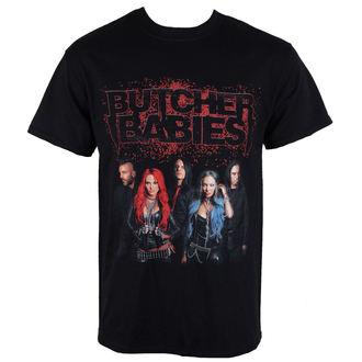 t-shirt metal men's Butcher Babies - BAND SHOT - RAZAMATAZ, RAZAMATAZ, Butcher Babies