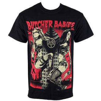 t-shirt metal men's Butcher Babies - TOWER OF POWER - RAZAMATAZ, RAZAMATAZ, Butcher Babies