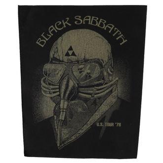patch BLACK The SABBATH - US TOUR '78 - RAZAMATAZ, RAZAMATAZ, Black Sabbath