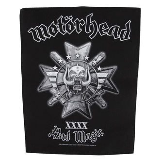 patch Motörhead - BAD MAGIC - RAZAMATAZ, RAZAMATAZ, Motörhead