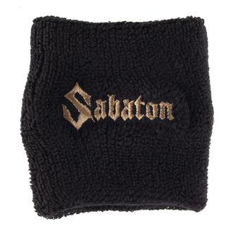 wristband SABATON - LOGO - RAZAMATAZ, RAZAMATAZ, Sabaton
