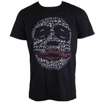 film t-shirt men's Batman - JOKER HA OUTLINE - LIVE NATION - PE13421TSBP