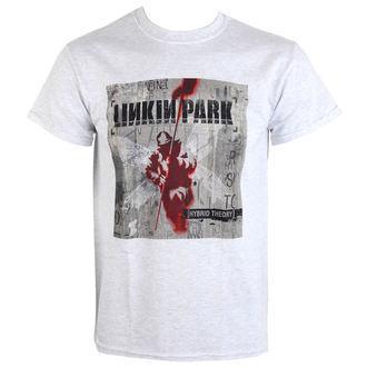 t-shirt metal men's Linkin Park - Hybrid Theory - PLASTIC HEAD - PH9768