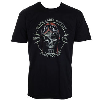 t-shirt metal men's Black Label Society - PLASTIC HEAD - PLASTIC HEAD, PLASTIC HEAD, Black Label Society