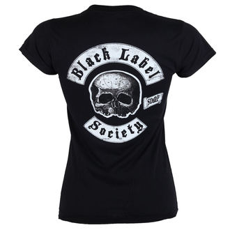 t-shirt metal women's Black Label Society - Eath - PLASTIC HEAD, PLASTIC HEAD, Black Label Society