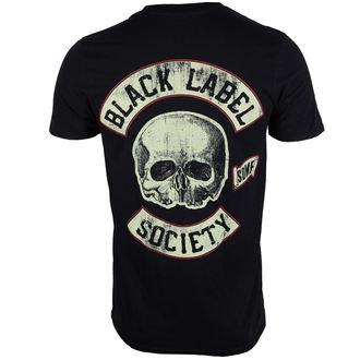 t-shirt metal men's Black Label Society - Riding Hot Rod - PLASTIC HEAD, PLASTIC HEAD, Black Label Society