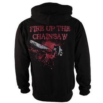 hoodie men's Cannibal Corpse - Chainsaw - PLASTIC HEAD, PLASTIC HEAD, Cannibal Corpse