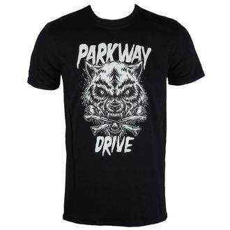 t-shirt metal men's Parkway Drive - Wolf & Bones - PLASTIC HEAD, PLASTIC HEAD, Parkway Drive