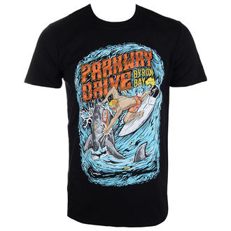 Metal T-Shirt men's Parkway Drive - Shark Punch - PLASTIC HEAD - PH9862